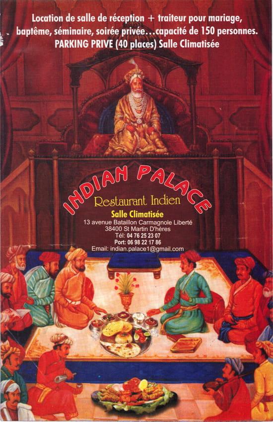 indian palace restaurant indien saint martin d 39 heres avec l 39 internaute. Black Bedroom Furniture Sets. Home Design Ideas