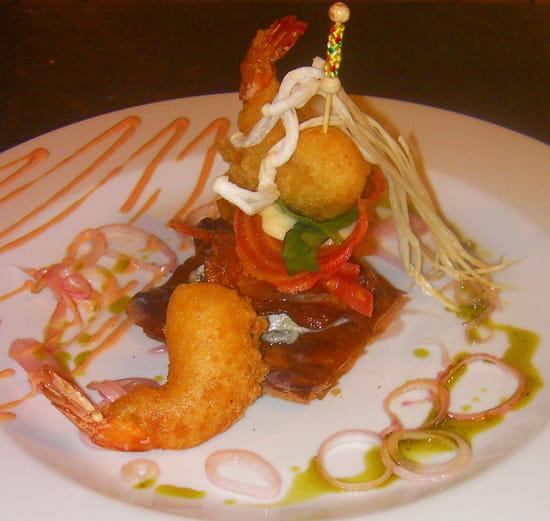 La petite cour restaurant de cuisine traditionnelle for Petite cuisine restaurant