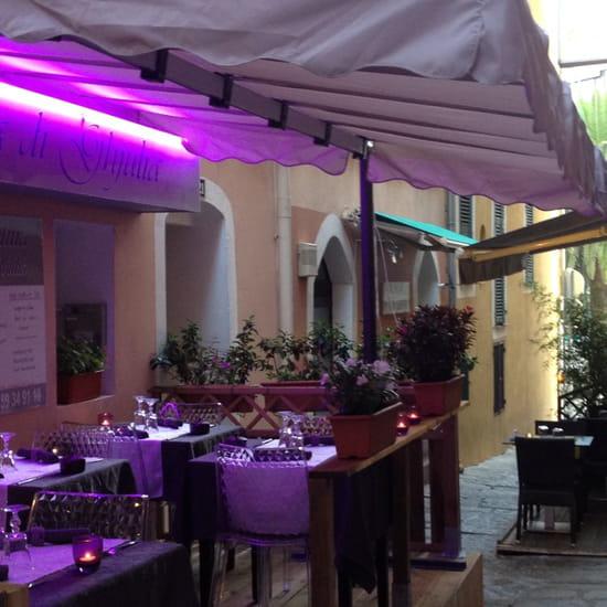 , Restaurant : A Cantina di Ghjulia