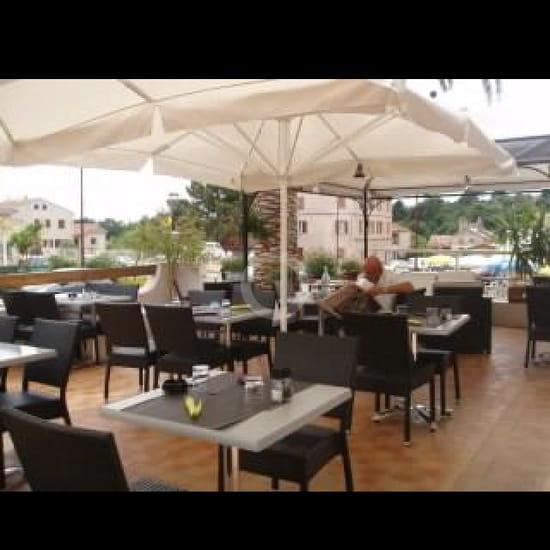 , Restaurant : A l'Ardoise  - Terrasses  -