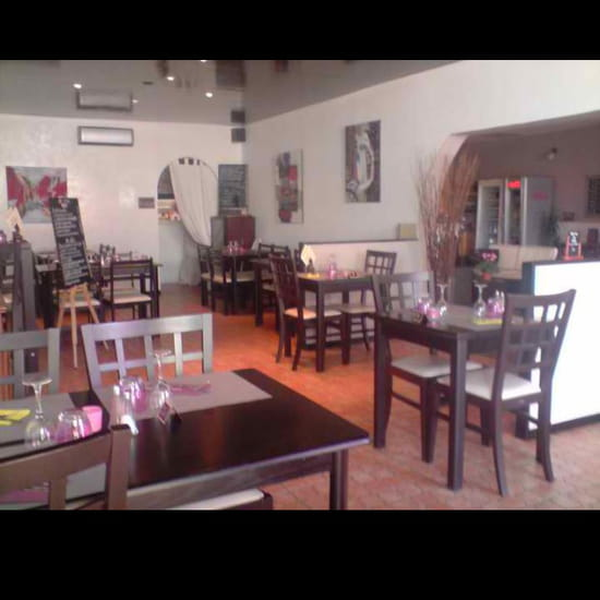 , Restaurant : A l'Ardoise  - Salle -
