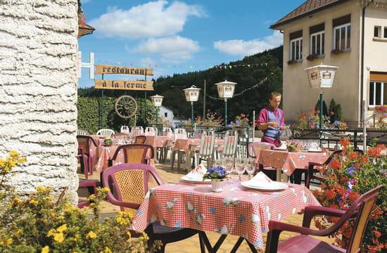 A La Ferme  - Terasse -