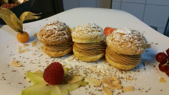 A la Maison  - dessert 5 -