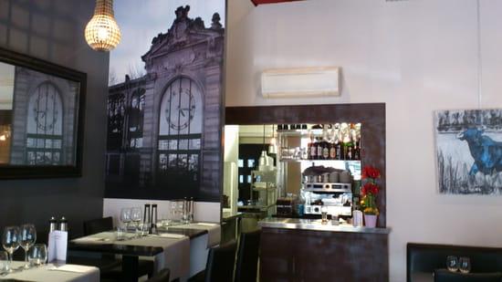 A la table du march restaurant m diterran en narbonne - Restaurant la table du grand marche tours ...