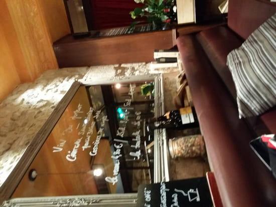 , Restaurant : A Mon Café  - La salle -