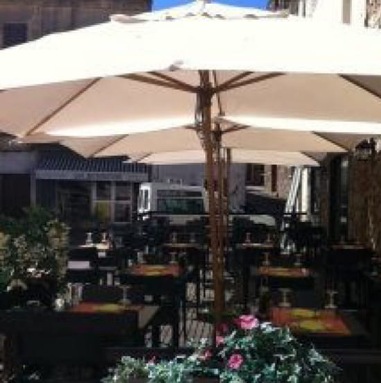 , Restaurant : A piazza