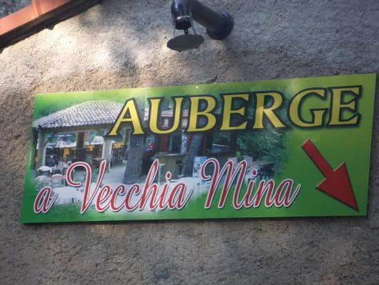 , Restaurant : A Vecchia mina
