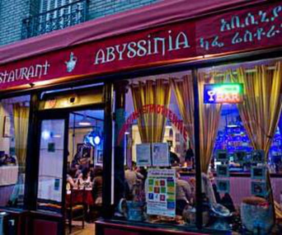Abyssinia  - Café Restaurant Abyssinia -   © Paris Ile-de-France