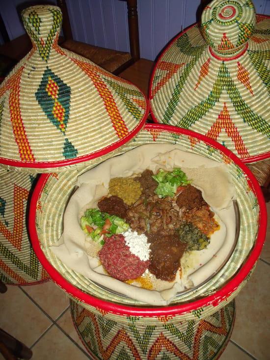 Abyssinia  - Café Restaurant Abyssinia -   © Tex