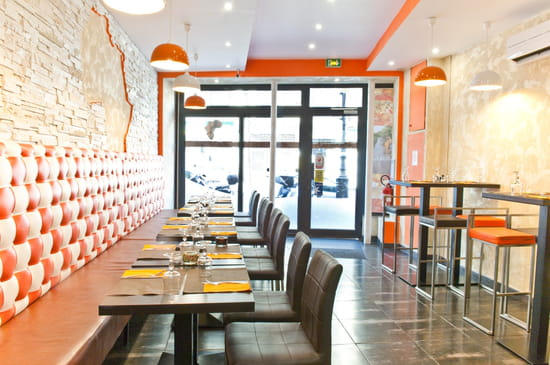 afrik 39 n 39 fusion restaurant africain paris avec linternaute. Black Bedroom Furniture Sets. Home Design Ideas