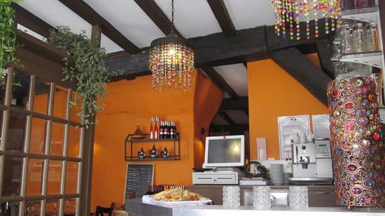 Al Diwan  - Entrée du restaurant -