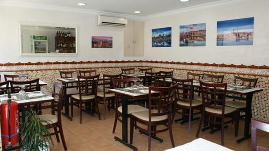Alcantara  - Salle -   © Restaurant
