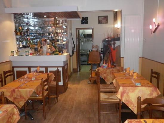 Alexandrie  - entrée du restaurant -
