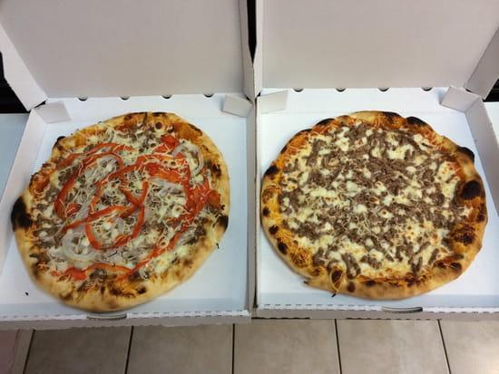 , Plat : Allo Pizza Dnack  - Pizza  -
