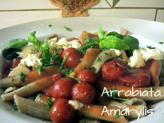 , Plat : Amarylis