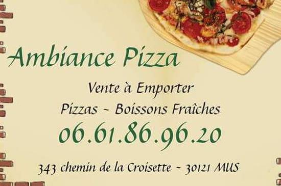 Ambiance Pizza