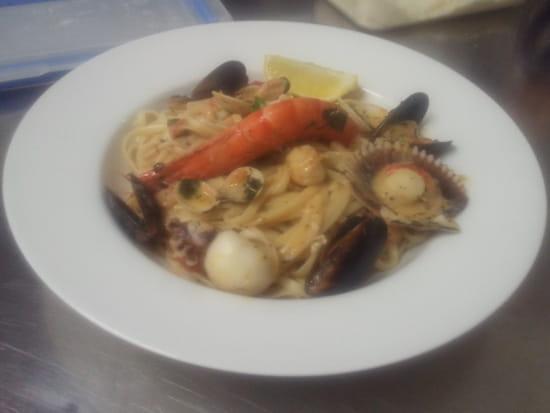 Amore  - linguini aux fruits de mer -