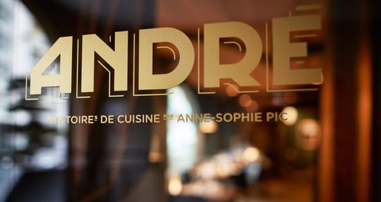André - Histoires de cuisine par Anne-Sophie Pic