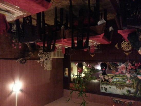 , Restaurant : Angkor  - Kitch certes. Mais c'est cosy et sympa.  -