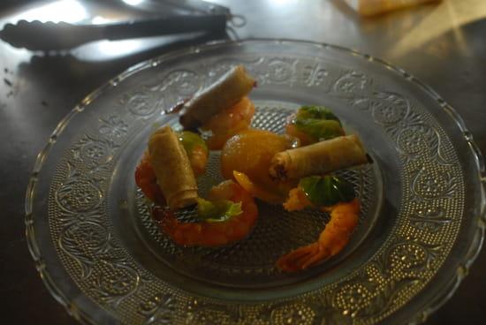 Antipodes  - Assiette autour du croustillant -   © Denys Colin