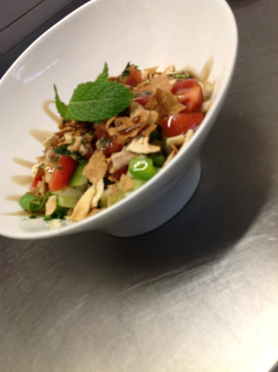 Arev  - Salade libanaise -