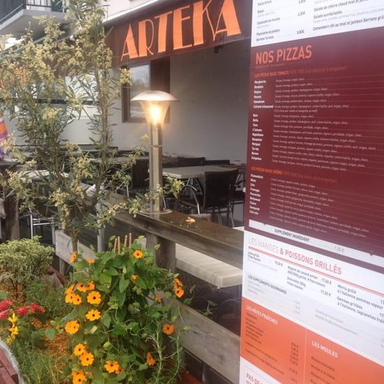 , Restaurant : Arteka