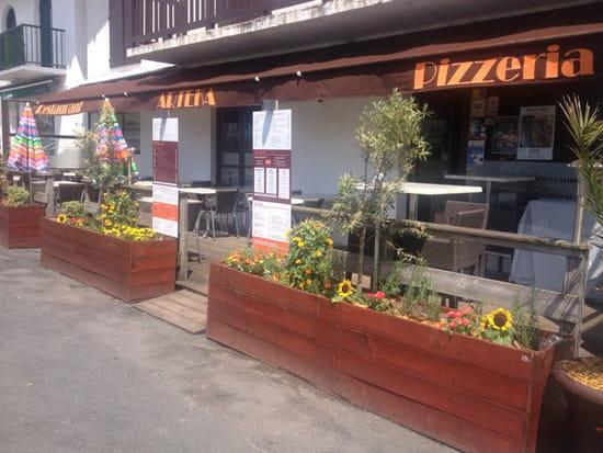 , Restaurant : Arteka  - Terrasse  -