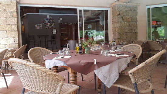 , Restaurant : Arutoli  - Salle de restauration et bat -