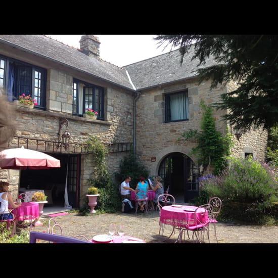, Restaurant : Asphodele  - La façade de du restaurant.  -
