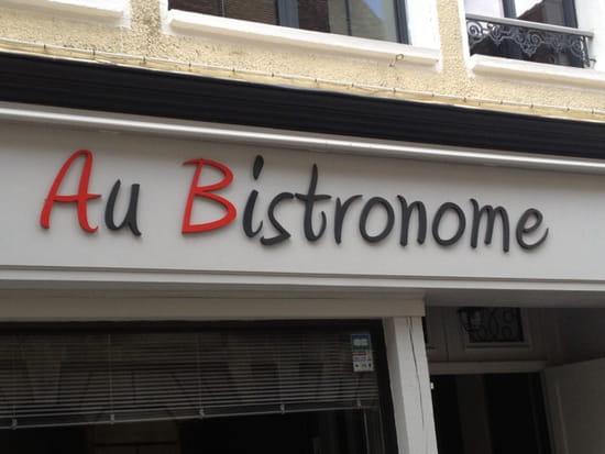 , Restaurant : Au Bistronome