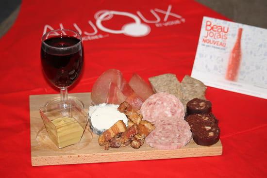 Au Bon Accueil  - Planchette aperitif vendredi soir et samedi soir -