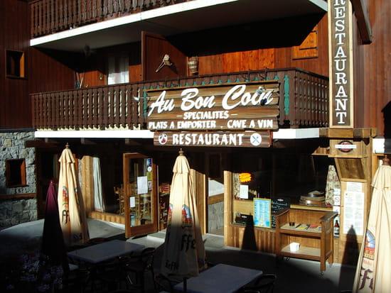 Au Bon Coin Restaurant  - Façade du restaurant -   © Cornu René