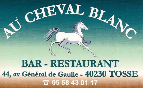 Au Cheval Blanc