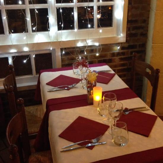 , Restaurant : Au Coin de la Halle