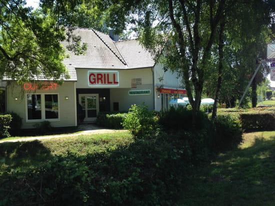 , Restaurant : Au Coin du Feu  - GRILL AU COIN DU FEU -