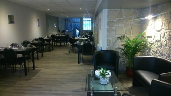 , Restaurant : Au Fil du Vent  - Salle -