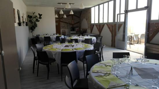 , Restaurant : Au Fil du Vent  - Salle de réception  -