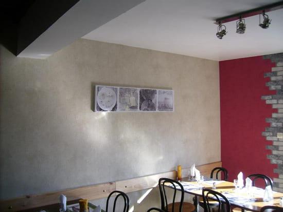 Au Fin Gourmet  - salle de restaurant -