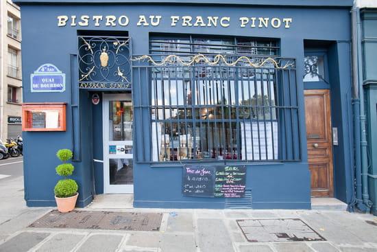 Au Franc Pinot