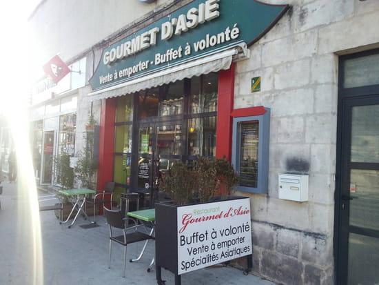 Restaurant Gourmet D Asie Saintes