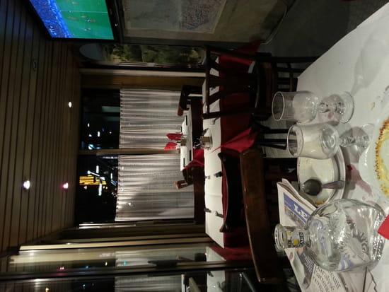 , Restaurant : Au Metro
