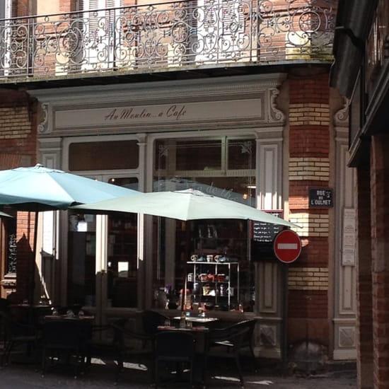 , Restaurant : Au Moulin à Café