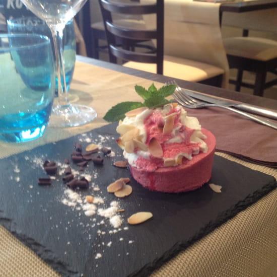, Dessert : Au Patio