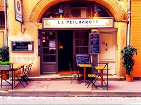, Restaurant : Au peilharote
