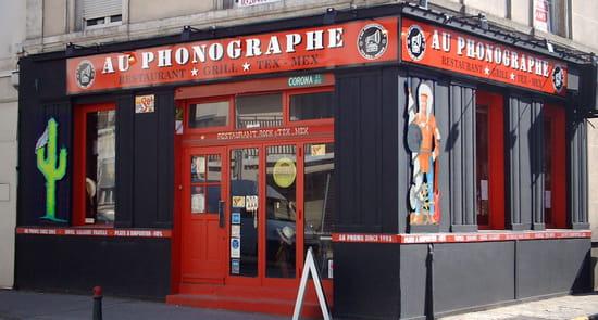 Au Phonographe