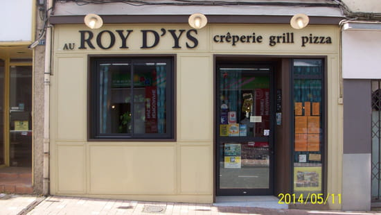 Au Roy d'Ys