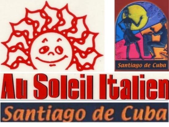 Au Soleil Italien Santiago de Cuba, Restaurant italienà Sainte genevi u00e8ve des bois avec  # Au Soleil Italien Sainte Genevieve Des Bois