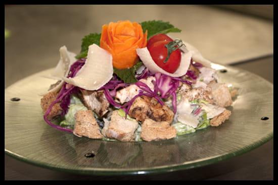 Au Vice Versa  - Salade César -