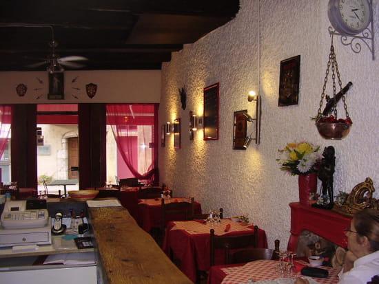 Au vieux four bois pizzeria cr mieu avec linternaute for Restaurant cremieu