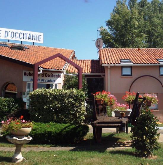 Auberge d'Occitanie  - Extérieur -   © N. Fichot